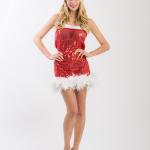 Vánoční kostým 019 - 4ks